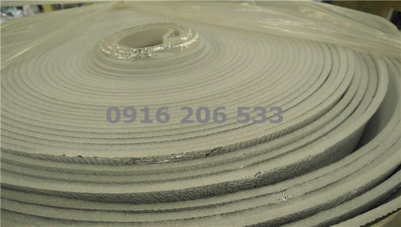 Cuộn xốp cách nhiệt tráng bạc 10mm OPP