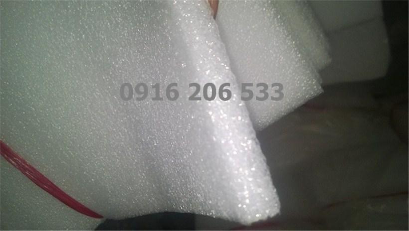 Cuộn mút xốp 10mm ép 2 lớp
