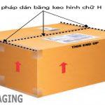 Phương pháp đóng gói hàng điện tử