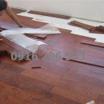 Hướng dẫn lắp đặt sàn gỗ đúng cách