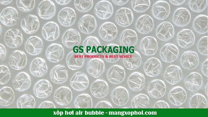 Xốp hơi air bubble, xốp bong bóng bubble wrap