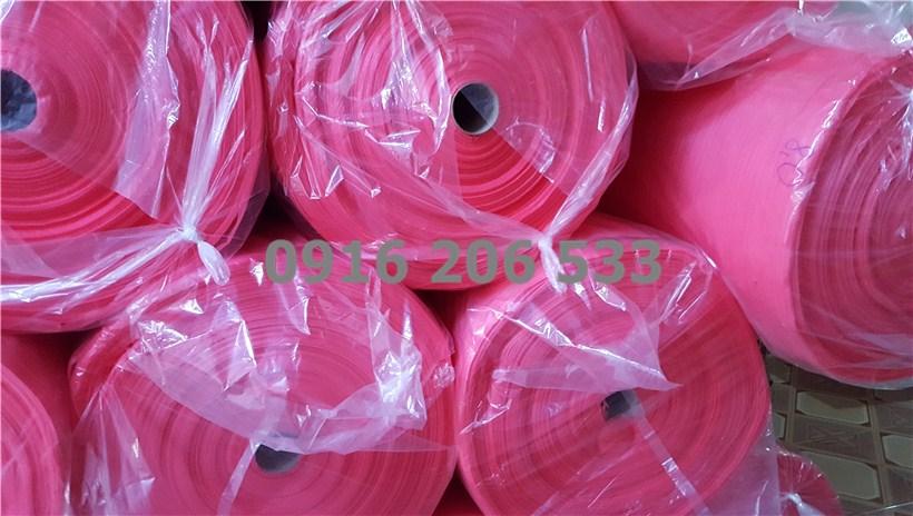 Màng xốp EPE màu hồng tĩnh điện 1mm