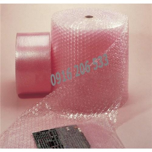 Màng xốp giảm chấn chống tĩnh điện màu hồng