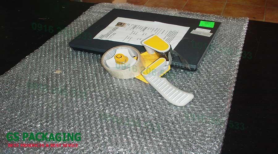 sử dụng băng dính để tăng độ chắc chắc