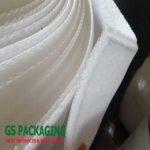 Cuộn xốp Pe foam màu trắng dầy 10mm